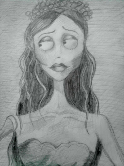 Corpse Bride by Annabella